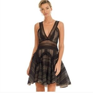 THURLEY  Black Cocktail Dress